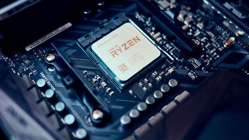 Нагретый процессор