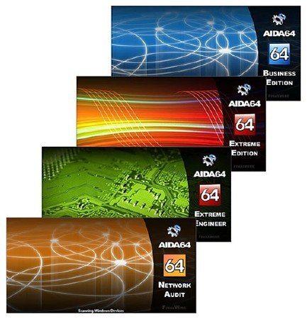 Выбираем версию программы AIDA64 с официального сайта разработчика