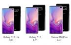 Galaxy S10, S10 Plus и 10е