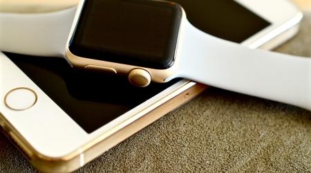 Iwatch и iphone