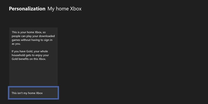 Поделиться игрой на XBox