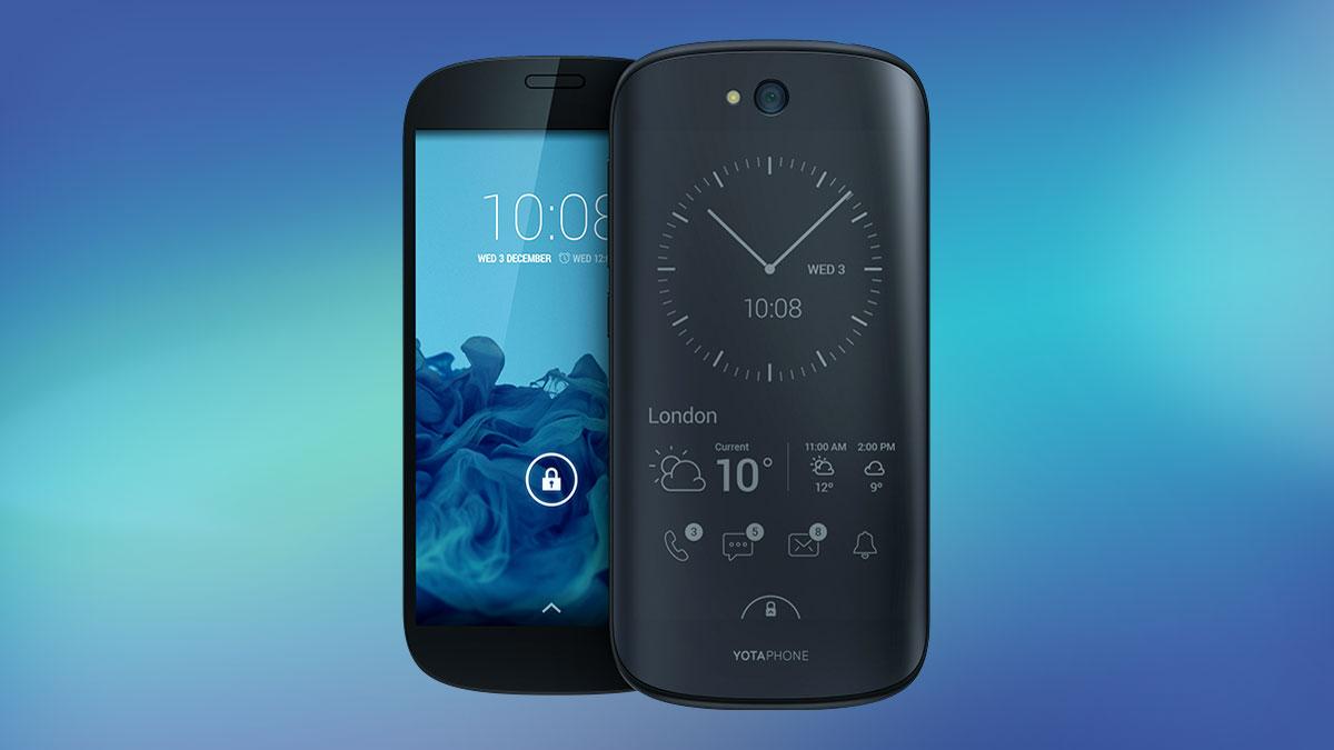 Русский смартфон