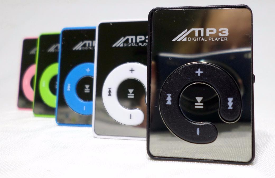 Mp3-плеер shuffle