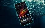 Водонепроницаемые смартфоны в воде