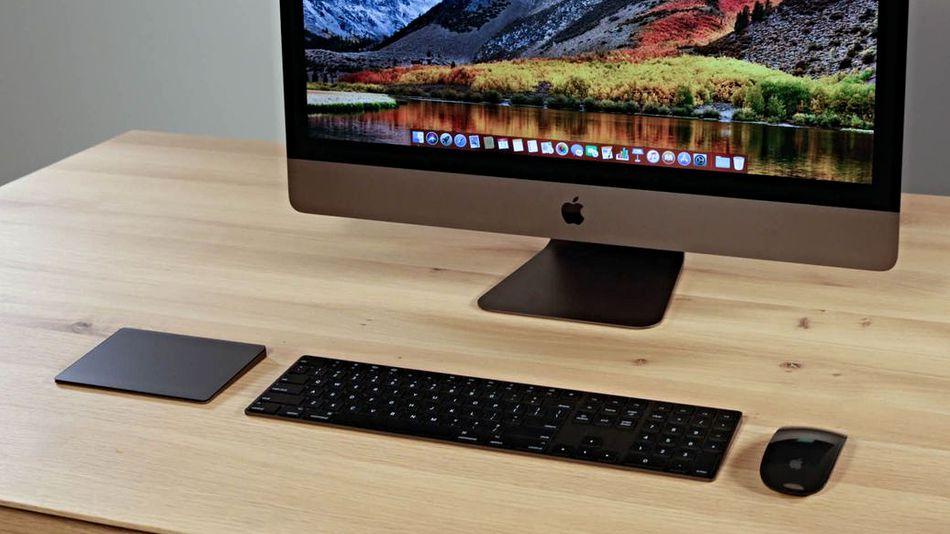 Apple Magic Trackpad 2 Space Grey Bluetooth