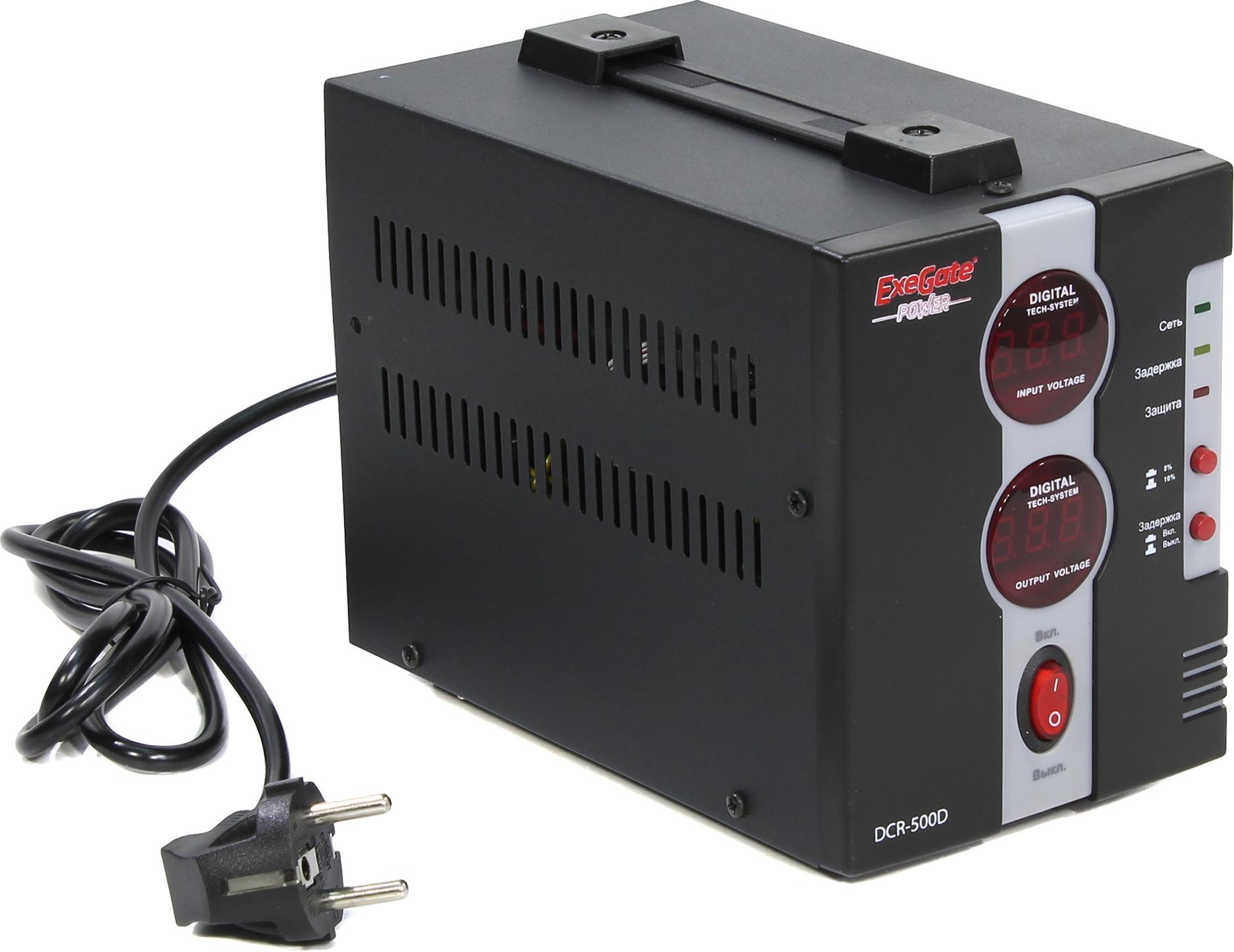 ExeGate DCR-500D