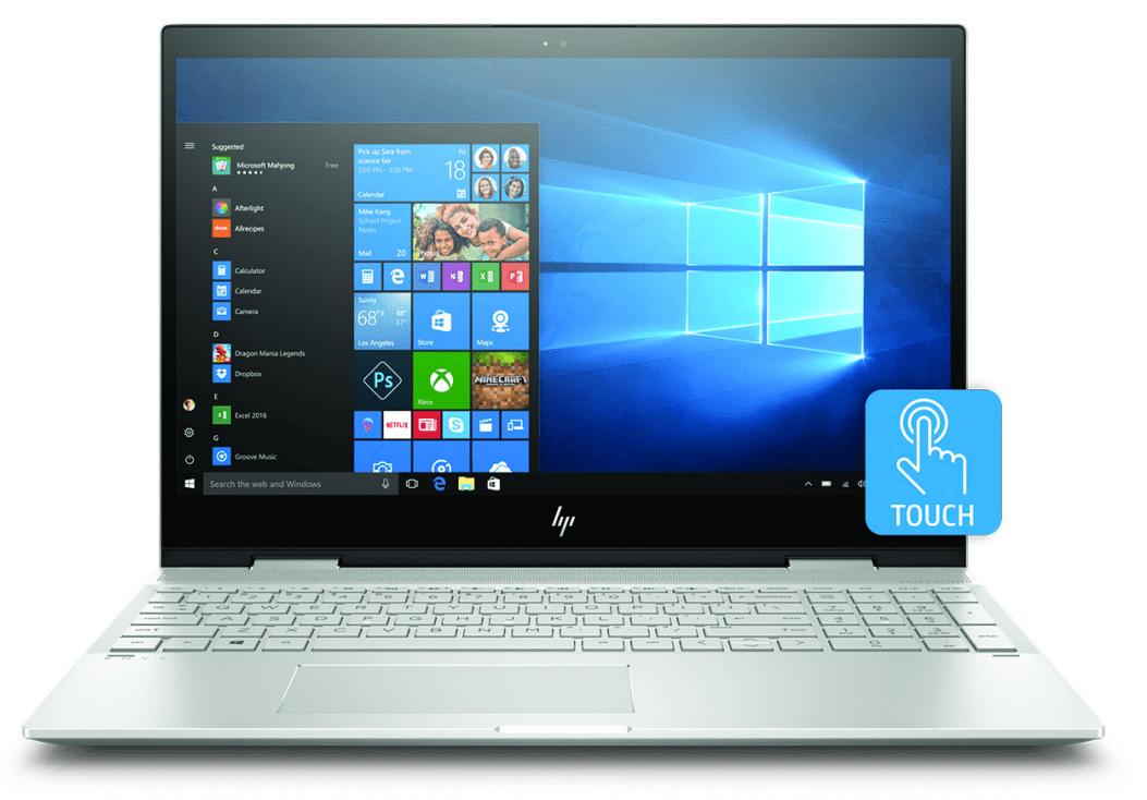 HP Envy 15-cn0000 x360