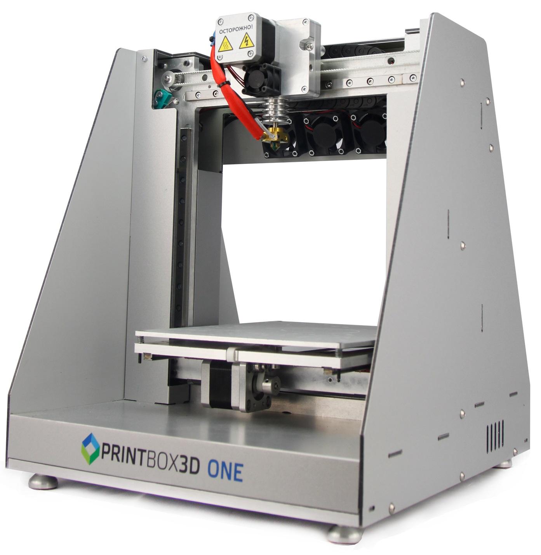 Print Box 3D RGT One