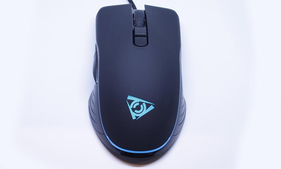 Qcyber Aurora Black USB