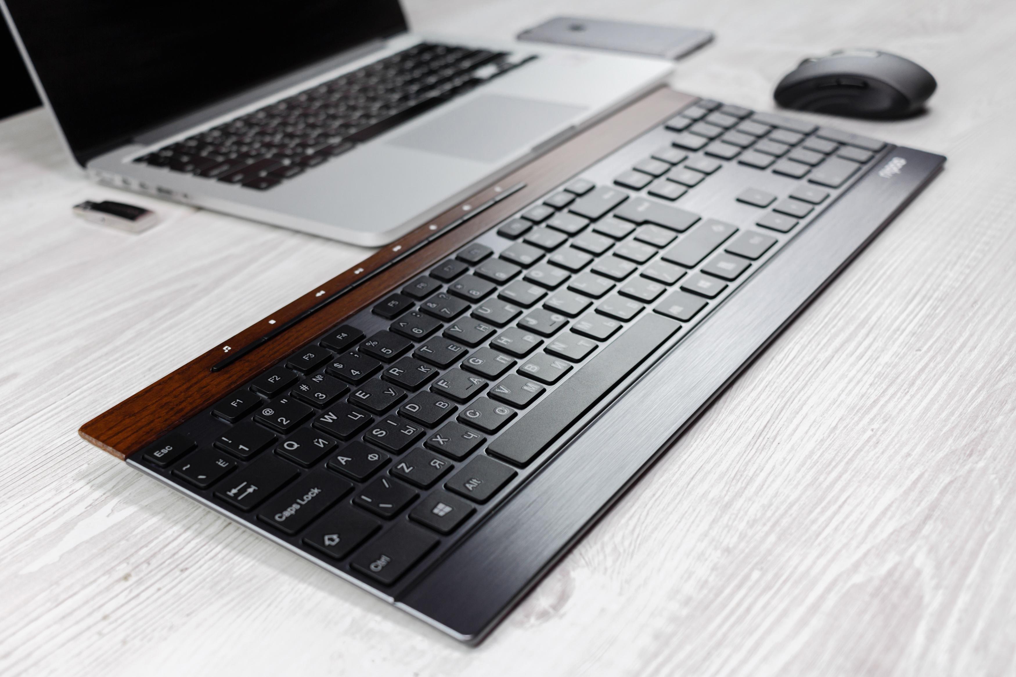 Беспроводные клавиатуры