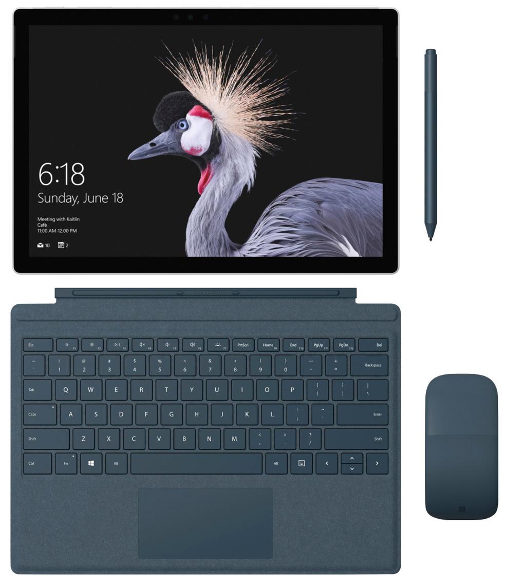 Microsoft Surface Pro 5 i5 4Gb 128Gb