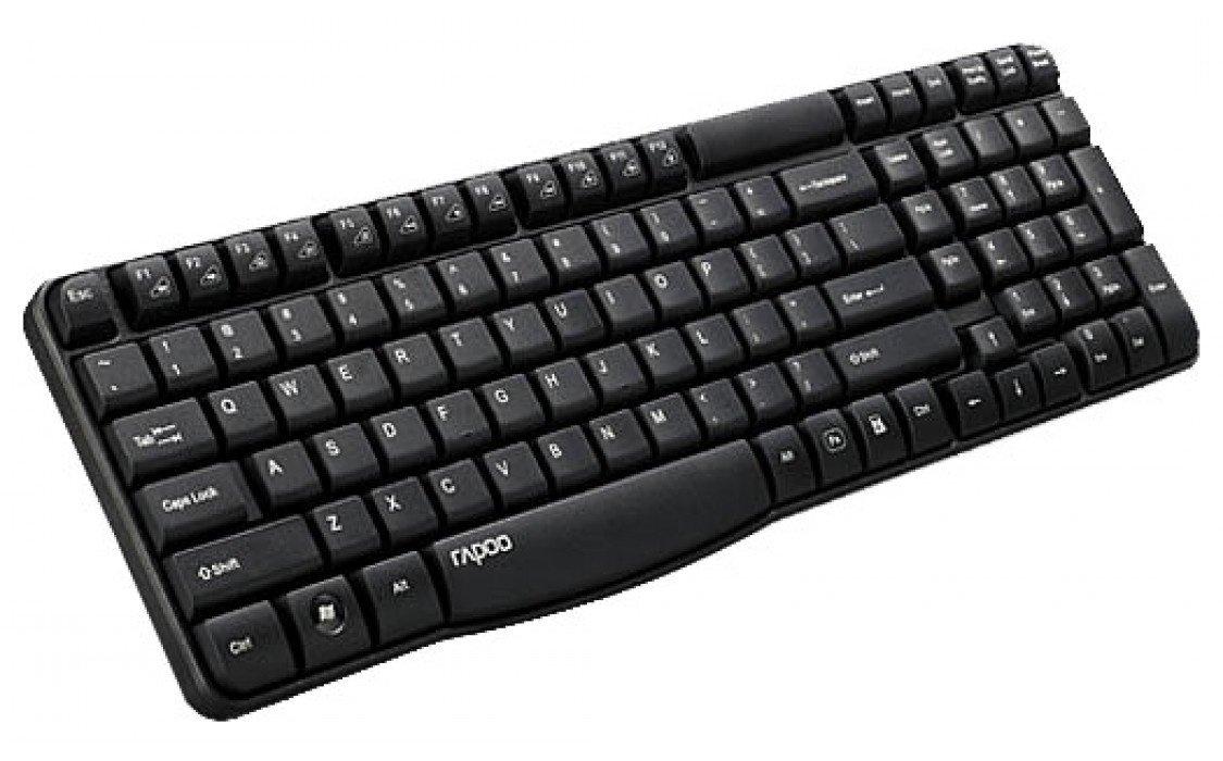Rapoo E1050 Black USB