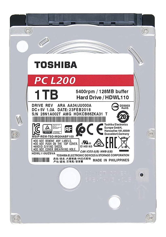 Toshiba HDWL110UZSVA