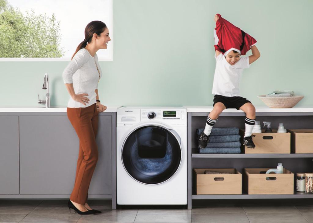 Удивительные стиральные машины