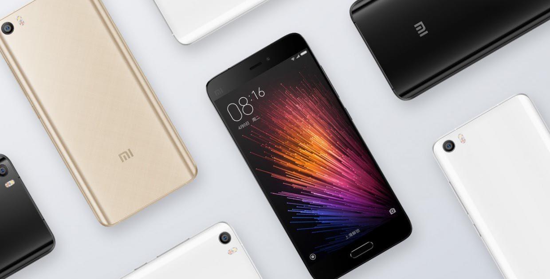 Смартфоны Xiaomi
